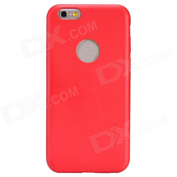 NILLKIN Victoria Series Protective PU Leather Case for IPHONE 6 4.7 - Red - DXLeather Cases<br><br>