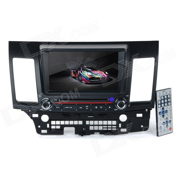 KLYDE KD-8062 8 Android Dual-Core Car DVD Player w/ 1GB RAM / 8GB Flash / GPS / Wi-Fi for Lancer планшет prestigio multipad grace 3118 pmt31183gccis black mediatek mt8321 1 2 ghz 1024mb 8gb wi fi bluetooth cam 8 0 1280x800 android