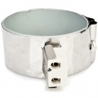 220V Stainless Steel + Ceramic Heating Loop - Silvery White