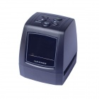EC718 2.36'' TFT LCD 5MP / 10MP USB 2.0 35mm Film Scanner / Converter - Black - Scanners Computers/Tablets and Networking
