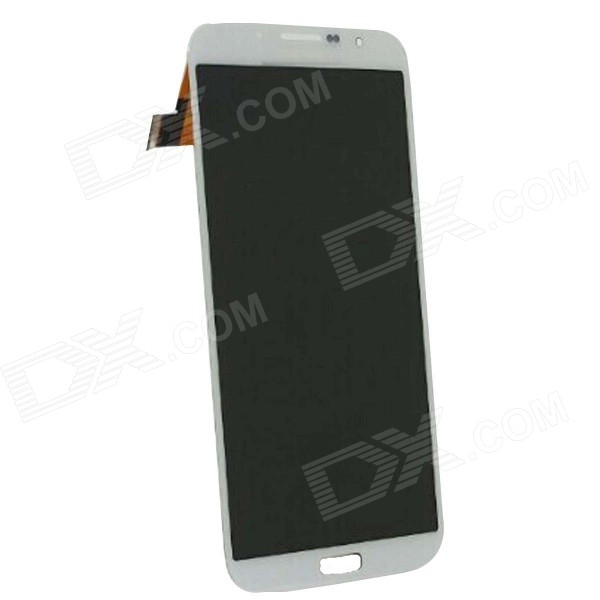 Replacement Original Samsung i9200 Touch Display Screen Module - White