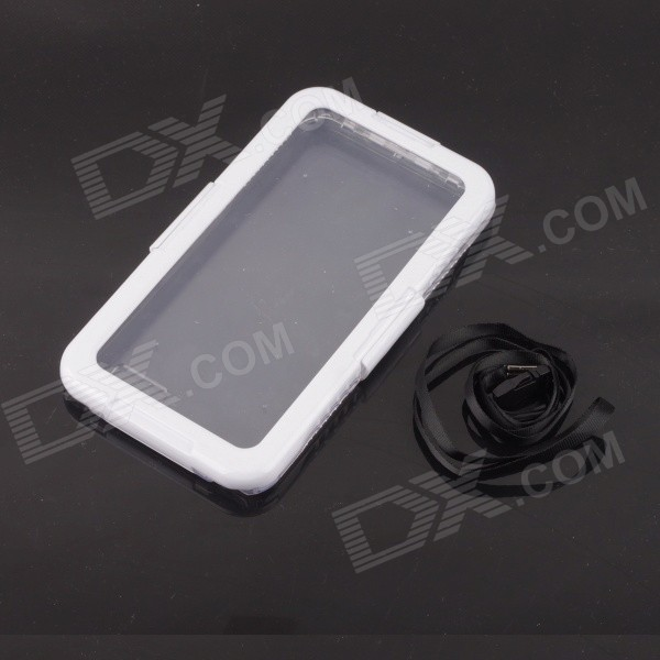 PC-267W IPX2 Protective Plactic Back Case for IPHONE 6 PLUS 5.5