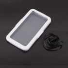 "PC-267W IPX2 Protective Plastic Back Case for IPHONE 6 PLUS 5.5"" - White"