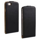 "Business Style Protective Top Flip-Open Case for IPHONE 6 4.7"" - Black"