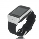"ZGPAX S8 Android 4.4 Dual Core WCDMA Watch Phone w/ 1.54"", 4GB ROM, 8G TF, GPS, WiFi - White"