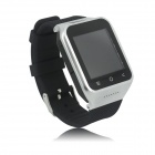ZGPAX S8 Android 4,4 WCDMA Watch Phone com 512 MB de RAM, ROM de 4 GB - Branco