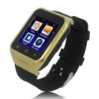 "ZGPAX S8 Android 4.4 Dual Core WCDMA Watch Phone w/ 1.54"", 4GB ROM, 8G TF, GPS, WiFi - Golden"