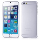 0.3mm Ultra-thin TPU Back Case for IPHONE 6 - Translucent White