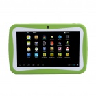 "TEMPO MS706 7 ""Android 4.2 Dual-Core-Kinder Tablet PC w / 4GB ROM, Wi-Fi, TF - Hellgrün"