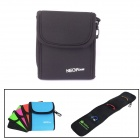 NEOpine Travel Portable Camera Accessories Storage Bag for GoPro Hero 2 / 3 / 3+/4 - Black