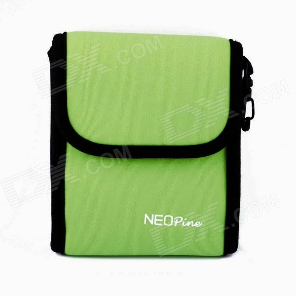 NEOpine Travel Portable Camera Accessories Storage Bag for GoPro Hero 2 / 3 / 3+/4 - Green neopine travel portable camera accessories storage bag for gopro hero 2 3 3 4 red