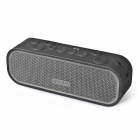 MOCREO Crater Portable Wireless Outdoor Waterproof Bluetooth v4.0 Speaker w/ NFC - Black
