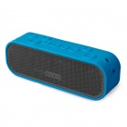 MOCREO Crater Portable Wireless Outdoor Waterproof Bluetooth v4.0 Speaker w/ NFC - Blue