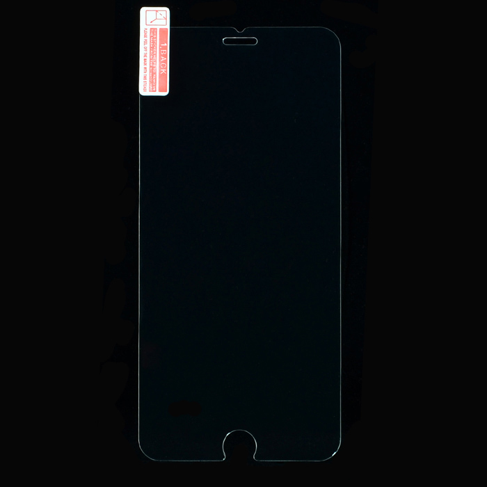 Protective Tempered Glass Screen Protector for IPHONE 6 PLUS 5.5 - Transparent baseus 0 33mm tempered glass screen protector for iphone 6 plus transparent