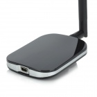 High Power 1000mW 802.11b/g/n 150Mbps USB 2.0 WiFi Wireless Network Dongle
