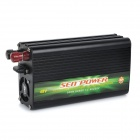 SEN POWER SP48-500Z 500W DC 48V to AC 220V Power Inverter - Black