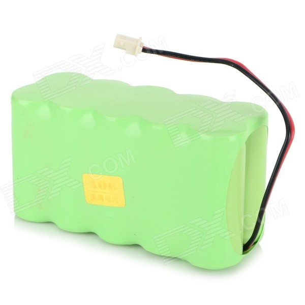 AOB 10*4/5A2000 12V 2000mAh Rechargeable Ni-MH Battery Pack - Green (10cm) braun is3042wh easy removable парогенератор