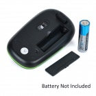 B22C Android 4.2.2 Dual-Core TV BOX w/ 1GB RAM / 4GB ROM + Bluetooth Mouse - Black + Blue (US Plugs)