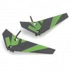 D5055 Replacement ABS R/C Helicopter Accessories Set for V911 / V911-1 / V911-2 - Black + Green