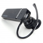 Y003 Bluetooth V3.0 Ear-hook Earphone w/ Microphone for IPHONE / Samsung - Black