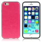 "ENKAY Protective Soft Silicone Back Cover Case for IPHONE 6 PLUS 5.5"" - Deep Pink"