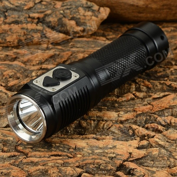 JETBeam SSA10 200lm 4-Mode Cool White Outdoor Sports LED Flashlight - Black (1 x AA) от DX.com INT