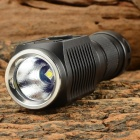 JETBeam DDC10 285lm 4-Mode Cool White Selvforsvar Mini LED lommelykt - svart (1 x CR123A)