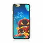 "Halloween Pumpkin Lanterns Pattern Protective PC Back Case for IPHONE 6 4.7"" - Multicolored"