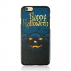"Halloween Evil Pumpkin Lantern Pattern Protective PC Back Case for IPHONE 6 4.7"" - Multicolored"