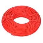 4.0 Copper + PVC High Temperature Cable Wire - Red (100m)