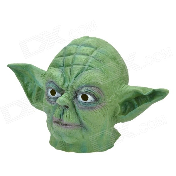 Big Ears Green Alien Rubber Mask - Green колесные диски replica legeartis ty39 6 5x16 5x114 3 d60 1 et45 mb