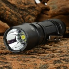 JETBeam PC20 410lm 4-Mode Cool White LED Tactical zaklamp-Zwart (2 x CR123A)