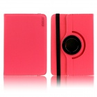 "ENKAY 360 Degree Rotation Universal Protective Case for 9.0"" / 10"" Tablet PC - Red"