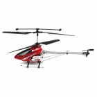 Meijiaxin T64 Shock-resistant 3-CH 2.4GHz Rechargeable R/C Helicopter - Red