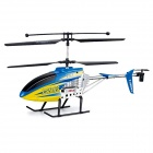 Meijiaxin T57Shock-resistant 3-CH 2.4GHz R/C Helicopter w/ Gyro - Blue + Yellow