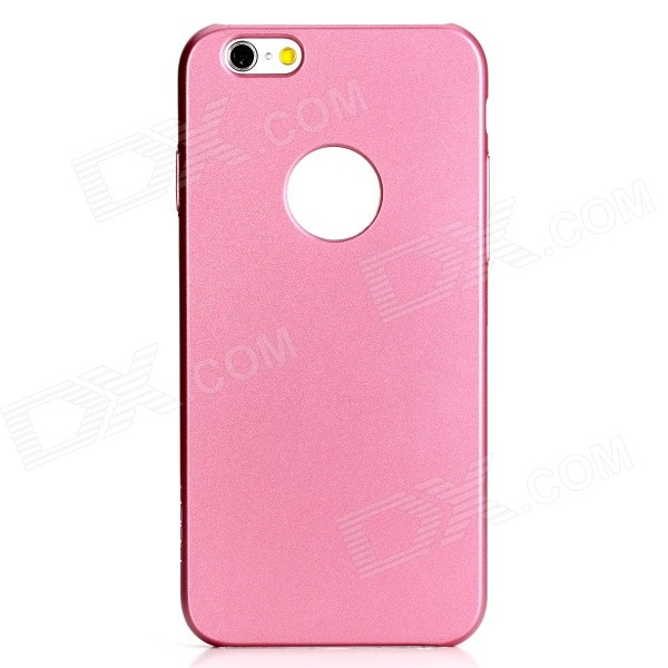 "ROCHA Glória Series Protective PC Back Case para iPhone 6 4.7 ""- Pink"