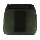 F053-GN Camera Bag for Canon / Nikon / Sony / Samsung - Black + Green