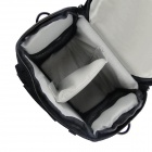 F053-YL Camera Bag for Canon / Nikon / Sony / Samsung - Black + Yellow