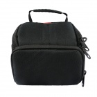 F053-BK Camera Bag for Canon / Nikon / Sony / Samsung - Black