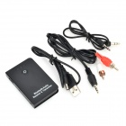 ZAP ZAP-BT35FA02 2-in-1 Wireless Bluetooth V3.0 Audio Video Transmitter / Receiver - Black