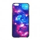 "Starry Sky Patterned Protective Plastic Back Case for IPHONE 6 PLUS 5.5"" - Black + Blue + Multicolor"