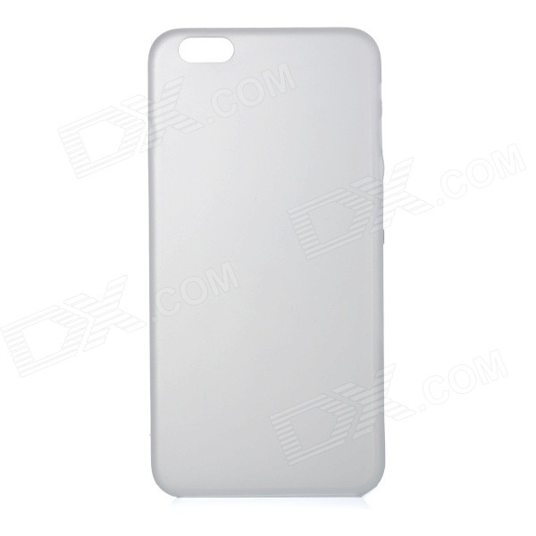 "Protetor Frosted Ultra Thin PP capa de tampa traseira para IPHONE 6 PLUS 5.5"" - Branco"