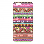 "Colorful Triangle Pattern PC Back Case for IPHONE 6 4.7"" - Multicolored"