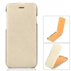"HOCO HS-L079 Fashion Protective Leather Up-Down Flip Open Case for IPHONE 6 4.7"" - Champagne"