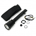 NITECORE MT40 860lm 4-Mode Cool White Light Memory LED Search Flashlight - Black (2 x 18650)