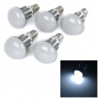 Buy 2.5W E14 230lm 15-2835 SMD Cool White Light 2835 LED Bulbs