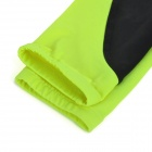 ARSUXEO AR130021 Men's Running Cycling Sports Elastic Long-Sleeve Jersey Top - Fluorescent Green (L)