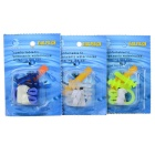 Swimming Nose Clips + Silicone Earplugs Set (Color Assorted)