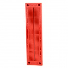 SYB-120 Universal 700-Point Circuit Board Breadboard - Red