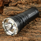 Sunwayman M60C 2500lm 9-Mode Cool White LED Magnetic Control Flashlight - Black (3 x 18650)